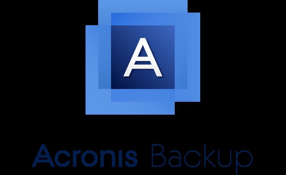 Acronis Backup Incrementale